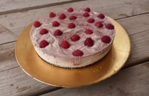 Raw Casheeze Cake